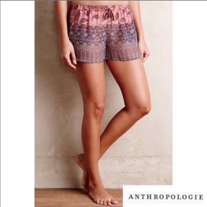 Gypsy 05 | New Bohemian 100% Silk Shorts Pink/Rose